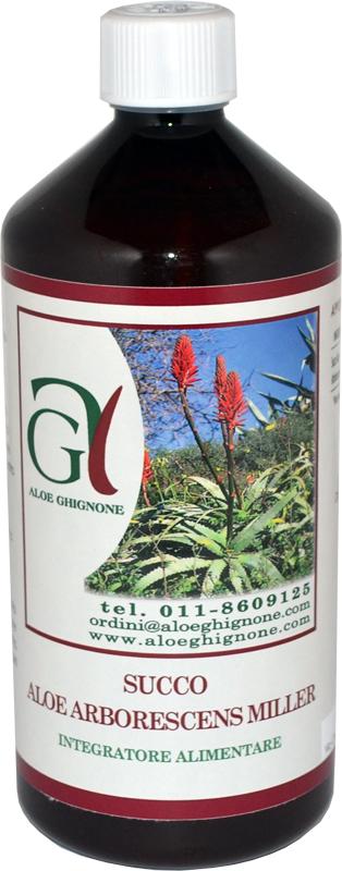 Succo Aloe Arborescens purissimo
